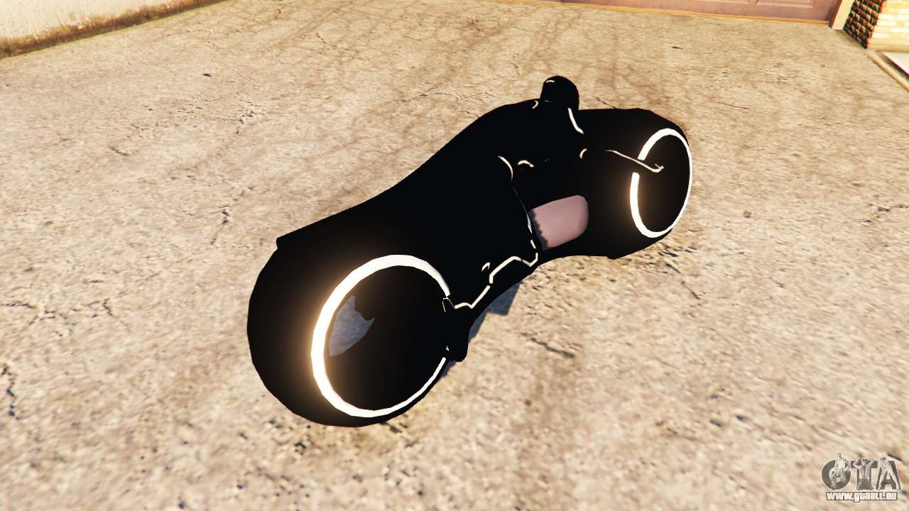 gta 5 tron bike how to get