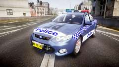 Ford Falcon FG XR6 Turbo NSW Police [ELS]