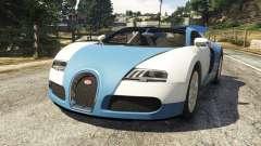 Bugatti Veyron Grand Sport v2.0