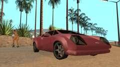 GTA VC Infernus SA Style