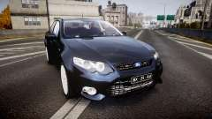Ford Falcon FG XR6 Unmarked Police [ELS] v2.0