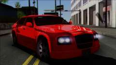 Chrysler 300C SA Style für GTA San Andreas
