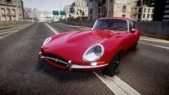 Jaguar E-type 1961