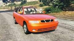 Daewoo Nubira I Wagon CDX US 1999