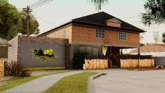 La maison de CJ