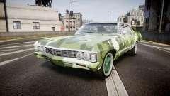 Chevrolet Impala 1967 Custom livery 6 pour GTA 4