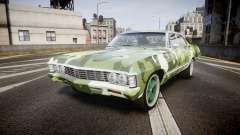 Chevrolet Impala 1967 Custom livery 6