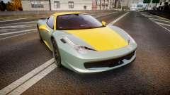 Ferrari 458 Italia Novitec Rosso 2012