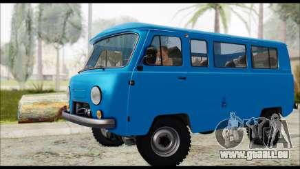 UAZ 2206 für GTA San Andreas