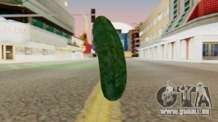 Gurke für GTA San Andreas