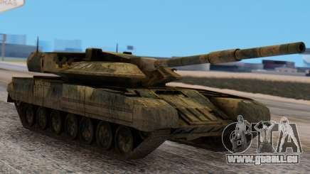 T-95 from Arctic Combat pour GTA San Andreas