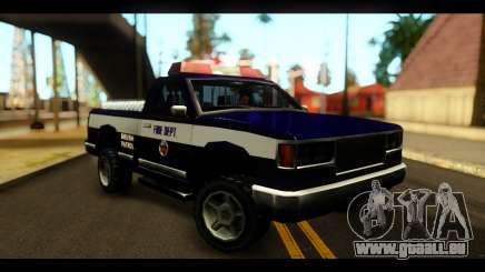 FDSA Brush Patrol Car pour GTA San Andreas