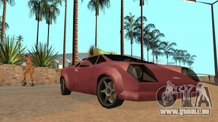 GTA VC Infernus SA Style pour GTA San Andreas