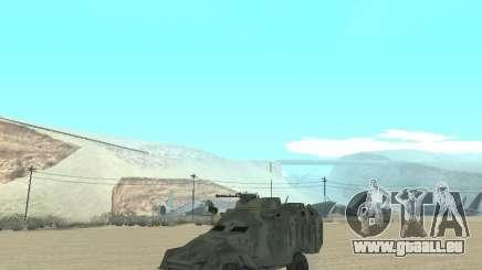 Die APC-40 für GTA San Andreas