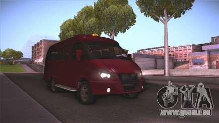 Gaz 32213 pour GTA San Andreas