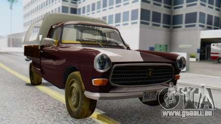 Peugeot 404 Camioneta pour GTA San Andreas