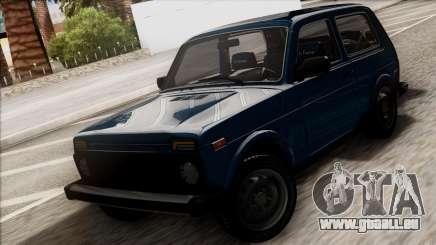 VAZ 2121 Niva BUFG Edition für GTA San Andreas
