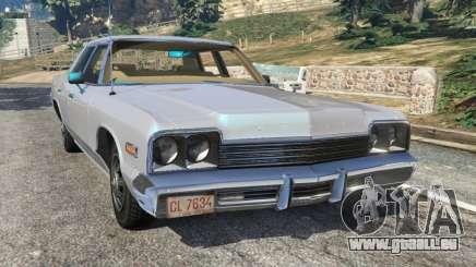 Dodge Monaco 1974 [Beta] pour GTA 5
