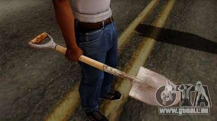 Original HD Shovel pour GTA San Andreas