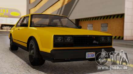 GTA 5 Albany Esperanto IVF pour GTA San Andreas