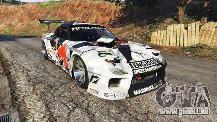 Mazda RX-7 MadMike v0.2 [Beta] pour GTA 5