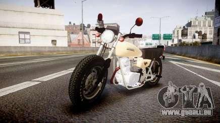 Honda CB-100 pour GTA 4