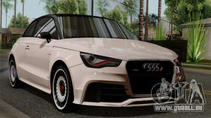 Audi A1 Quattro Clubsport pour GTA San Andreas