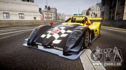 Radical SR8 RX 2011 [2] pour GTA 4