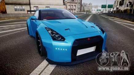 Nissan GT-R (R35) für GTA 4