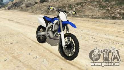 Yamaha YZ 250 [Beta] pour GTA 5