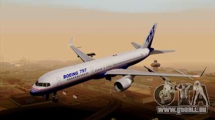 Boeing 757-200 (N757A) für GTA San Andreas