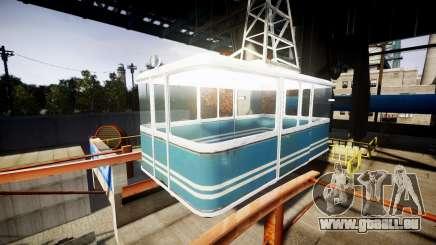 GTA V Cable Car für GTA 4