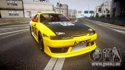 Nissan Silvia S14 TOKICO pour GTA 4