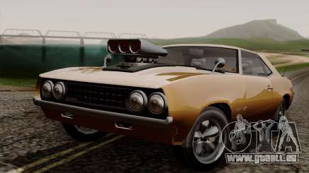 GTA 5 Declasse Vigero für GTA San Andreas