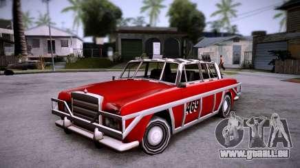 Stafford Derby pour GTA San Andreas