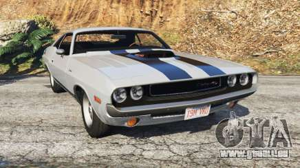 Dodge Challenger RT 440 1970 v0.3 [Beta] für GTA 5