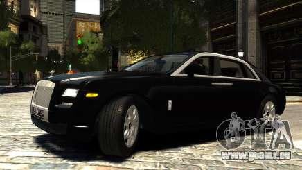 Rolls-Royce Ghost 2013 v1.0 für GTA 4