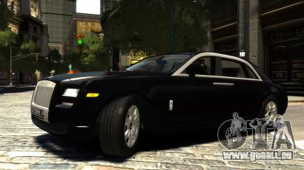 Rolls-Royce Ghost 2013 v1.0 pour GTA 4