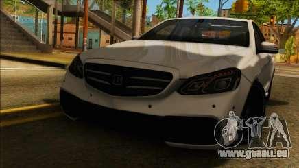 Mercedes-Benz E63 Brabus BUFG Edition pour GTA San Andreas