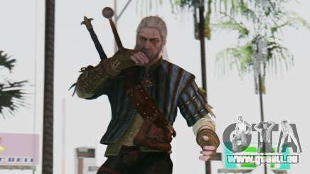 [The Witcher] Geralt pour GTA San Andreas