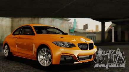 BMW M235i F22 Sport 2014 für GTA San Andreas