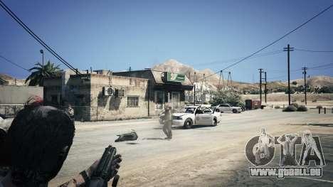 GTA 5 UTAS из Battlefield 4 sechster Screenshot