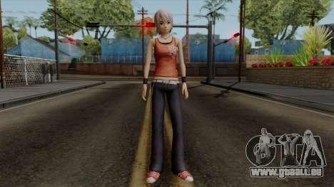 Ashley Robbins - The Another Code R für GTA San Andreas zweiten Screenshot