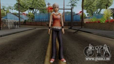 Ashley Robbins - The Another Code R pour GTA San Andreas deuxième écran