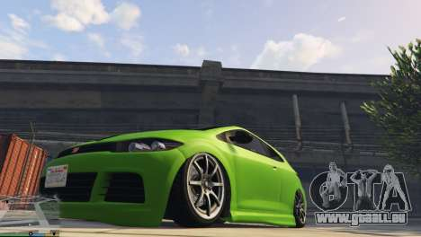 GTA 5 Luftfederung v1.0 zweite Screenshot