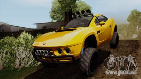 GTA 5 Coil Brawler pour GTA San Andreas