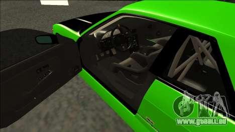 Nissan Silvia S13 Drift Monster Energy pour GTA San Andreas vue de droite