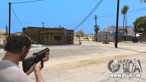 GTA 5 UTAS из Battlefield 4 dritten Screenshot