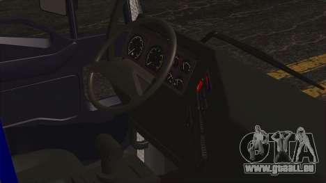 Iveco EuroStar Low Cab für GTA San Andreas rechten Ansicht