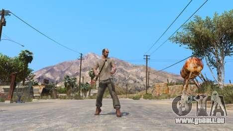 GTA 5 Tomahawk von Dead Rising 2 zweite Screenshot
